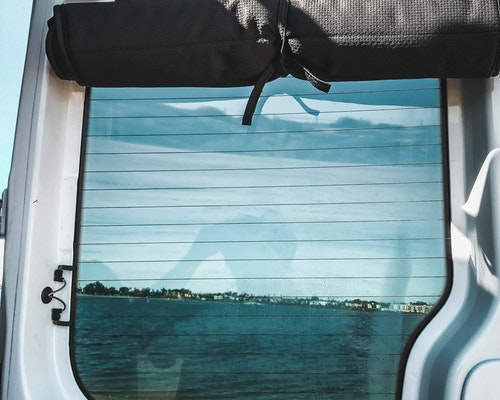 sprinter van window covers