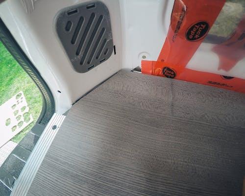 sprinter van flooring