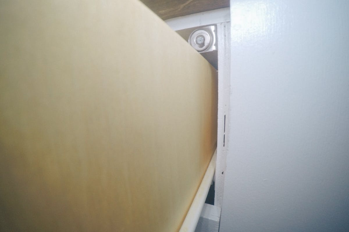 sprinter van drawer lock