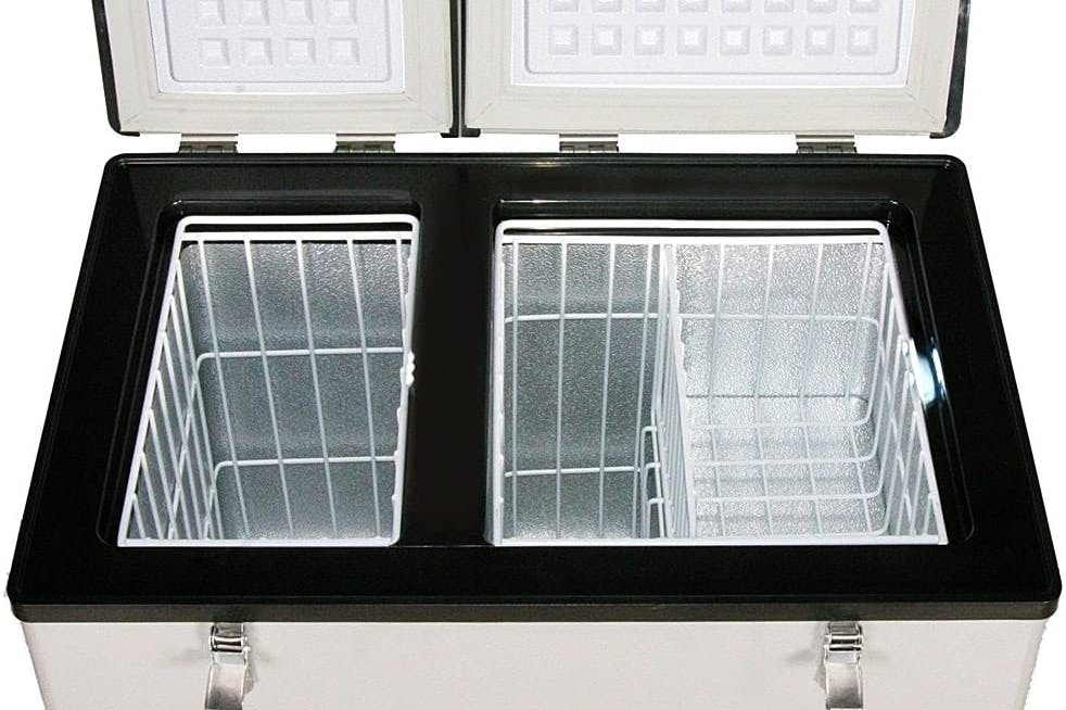 Whynter FM-62DZ Dual Zone Portable Refrigerator