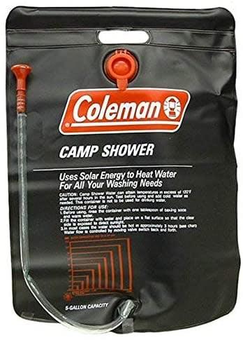 Coleman Camp Shower Bag