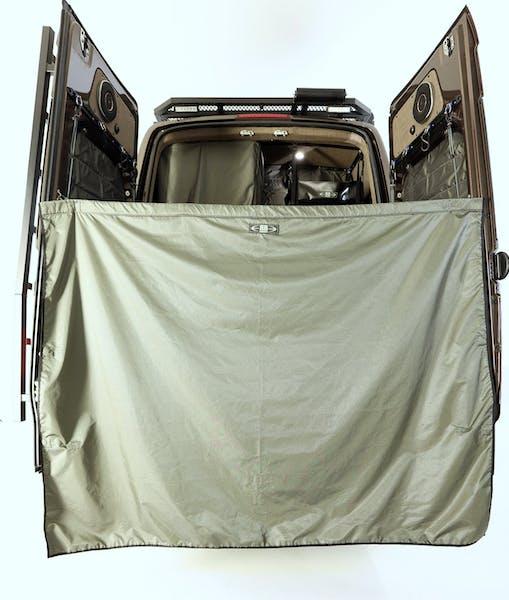 Van Life Shower Curtain