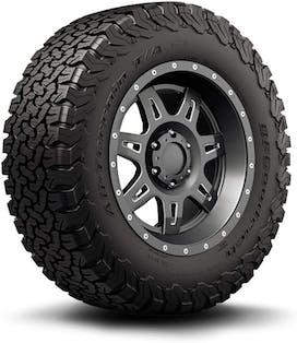 BF Goodrich K02 Tires