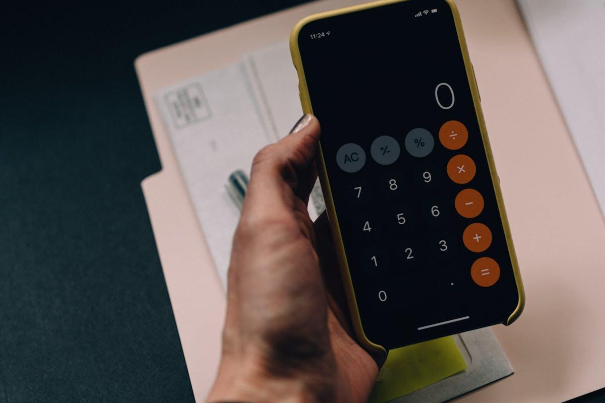 Phone Calculator
