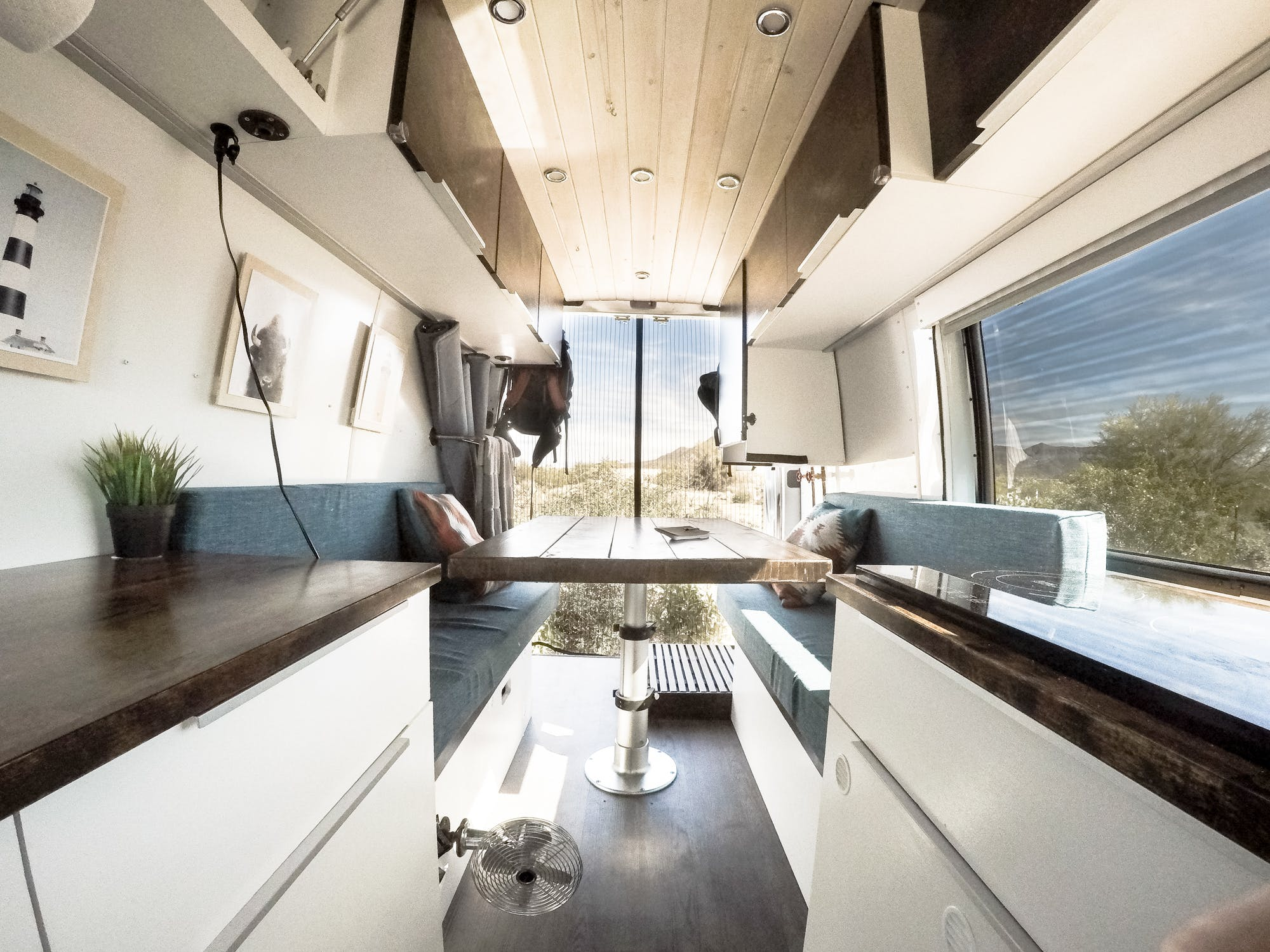 Installing The Walls Ceiling In Your Diy Camper Van Conversion The Wanderful